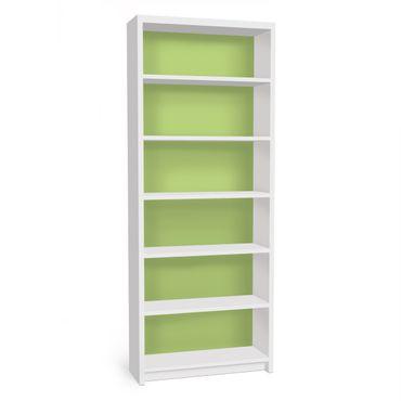 Carta adesiva per mobili IKEA - Billy Libreria - Colour Spring Green