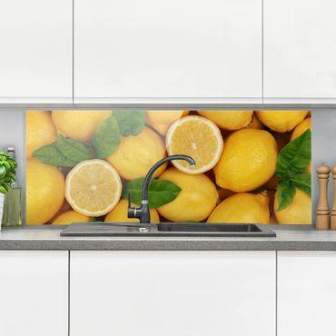 Paraschizzi in vetro - Juicy Lemons