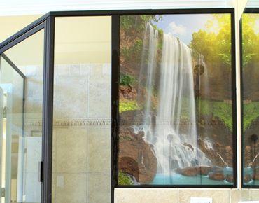 Decorazione per finestre Waterfalls
