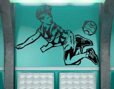 Adesivo murale No.CG140 Offspring Soccer
