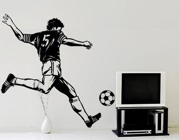 Adesivo murale No.IS52 Kick!