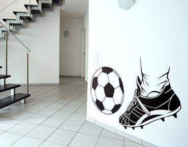 Adesivo murale No.EG7 Kick 2