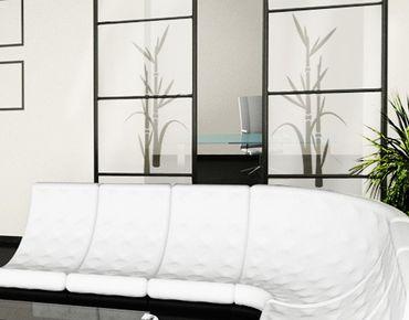 Pellicole per vetri - no.8 bamboo II