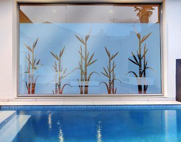 Pellicole per vetri - no.8 bamboo I