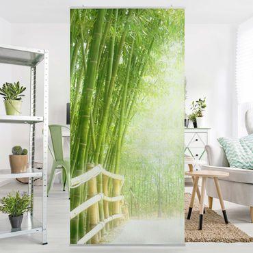 Tenda a pannello Bamboo Way 250x120cm