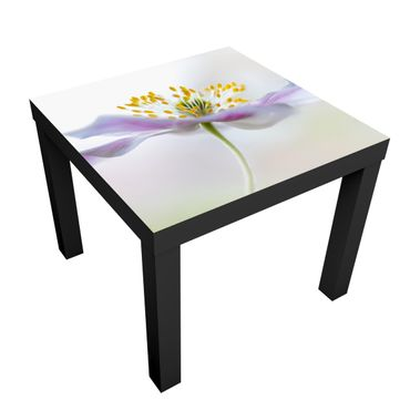 Tavolino design Windflower In White