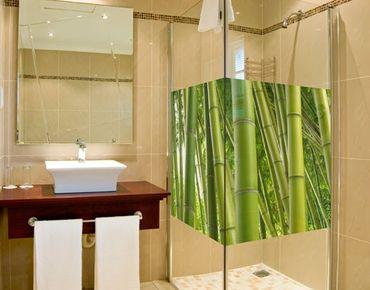 Decorazione per finestre Bamboo Trees No.1