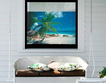Decorazione per finestre Dreamy Beach
