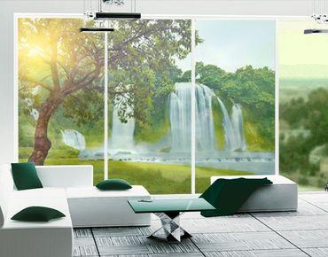 Decorazione per finestre Paradise on Earth