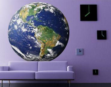Adesivo murale no.823 The Earth