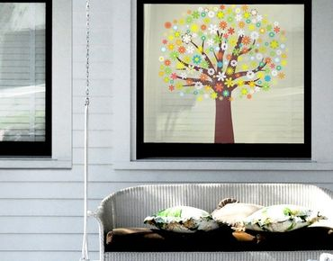 Decorazione per finestre Dream Tree