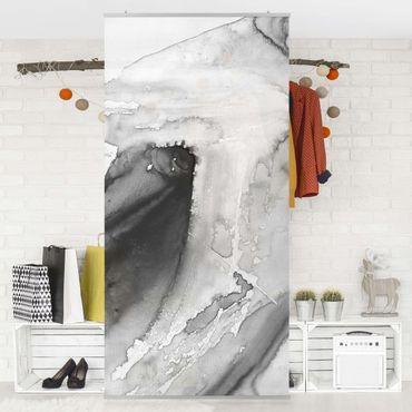 Tenda a pannello - Polvere e acqua I - 250x120cm