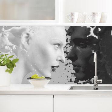 Rivestimento cucina - Milk & Coffee II