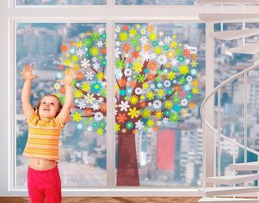 Adesivi da finestra no.484 Dream Tree
