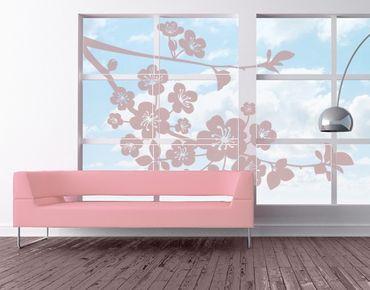 Adesivo per finestre - no.EG1 Wild Cherry