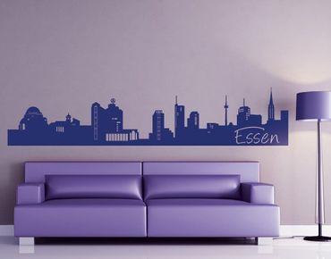 Adesivo murale No.FB26 Essen Skyline I