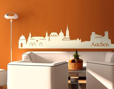 Adesivo murale no.EG44 Aachen Skyline ll