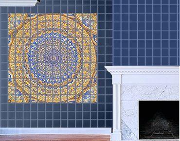 Adesivo per piastrelle - Dome Of The Mosque