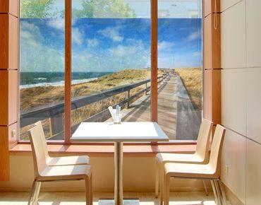 Decorazione per finestre North Sea Promenade
