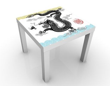 Tavolino design Asian Dragon