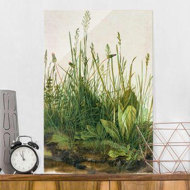 Quadro in vetro - Albrecht Durer - The Great Lawn - Verticale 3:2