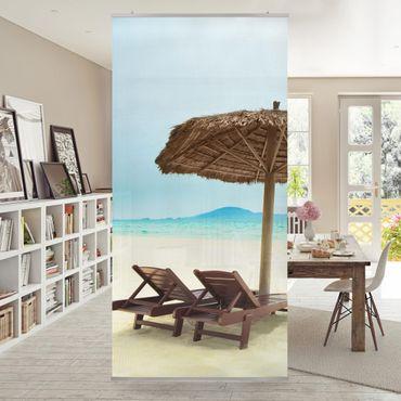Tenda a pannello Beach of Dreams 250x120cm
