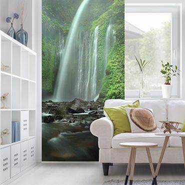 Tenda a pannello - Tropical Waterfall - 250x120cm