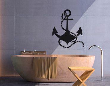 Adesivo murale No.UL682 Anchor