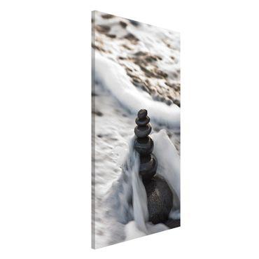 Lavagna magnetica - Torre Pietra E Saluto - Formato verticale 4:3