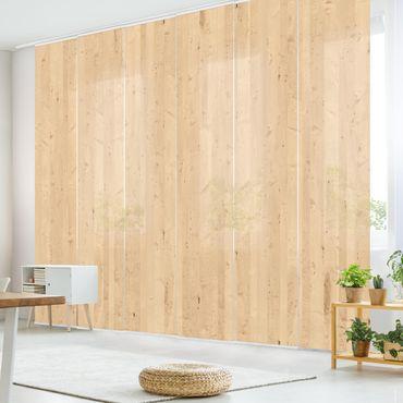 Tende scorrevoli set - Apple Birch