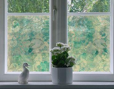 Decorazione per finestre Flowers In Ice