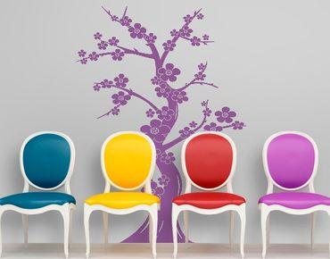 Adesivo murale no.1245 Cherry Blossom Tree