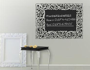 Adesivo murale lavagna no.DS55 Fairy Tale Board