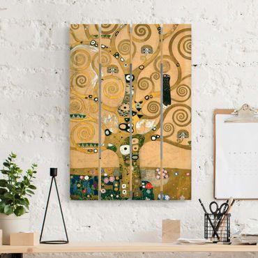 Stampa su legno - Gustav Klimt - Tree Of Life - Verticale 3:2