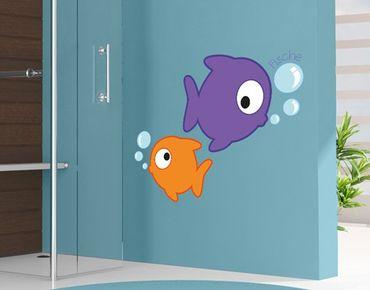 Adesivo murale no.FB162 Fishes
