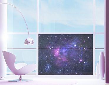 Decorazione per finestre Galaxy