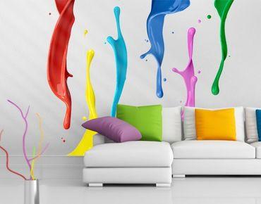Adesivo murale no.473 Colour Splash
