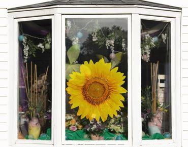 Adesivi da finestra no.498 Sunflowerblossom