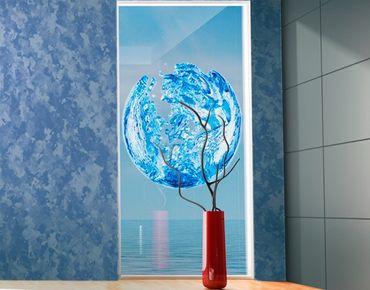 Adesivi da finestra no.499 Waterball