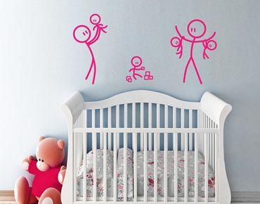 Adesivo murale no.IF5 Family Bliss