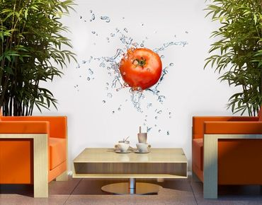 Adesivo murale no.507 Fresh Tomato
