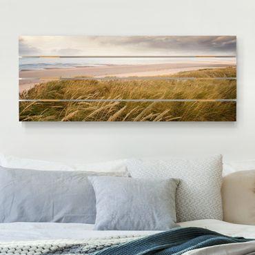 Stampa su legno - dune di sogno - Orizzontale 2:5