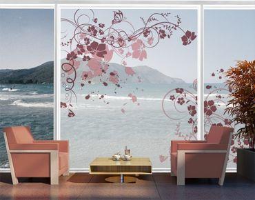 XXL Pellicola per vetri - Apricot Blossom