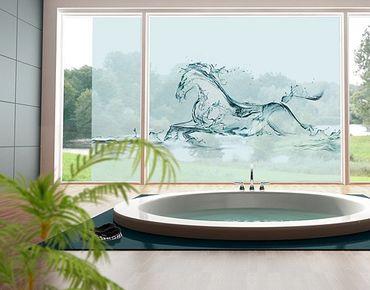 XXL Pellicola per vetri - Glassy Horse