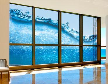 XXL Pellicola per vetri - Beautiful Wave