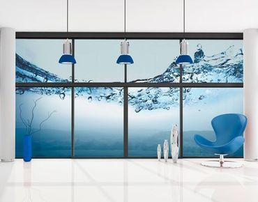 XXL Pellicola per vetri - Fizzy Water
