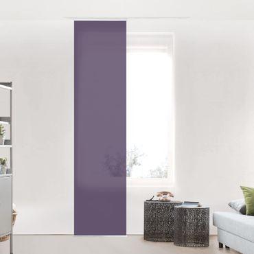 Tenda scorrevole set - Red Violet