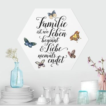 Esagono in forex - Famiglia è dove Life Begins