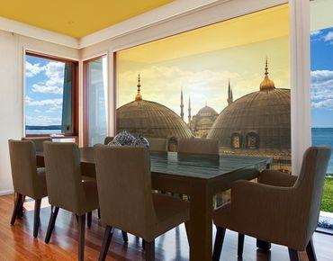 XXL Pellicola per vetri - Over The Roofs Of Istanbul
