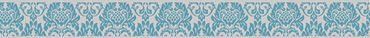 Carta da parati - A.S. Création Only Borders 9 in Beige Blu Verde